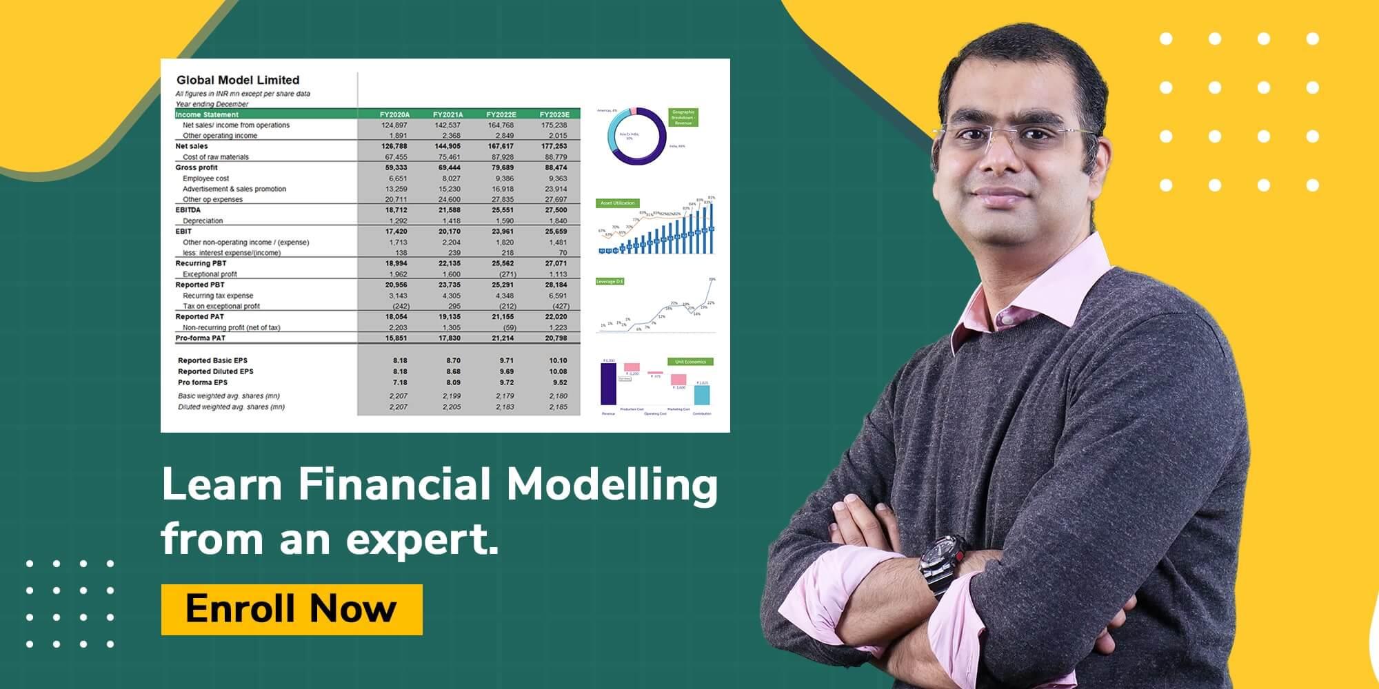 Financial Modelling