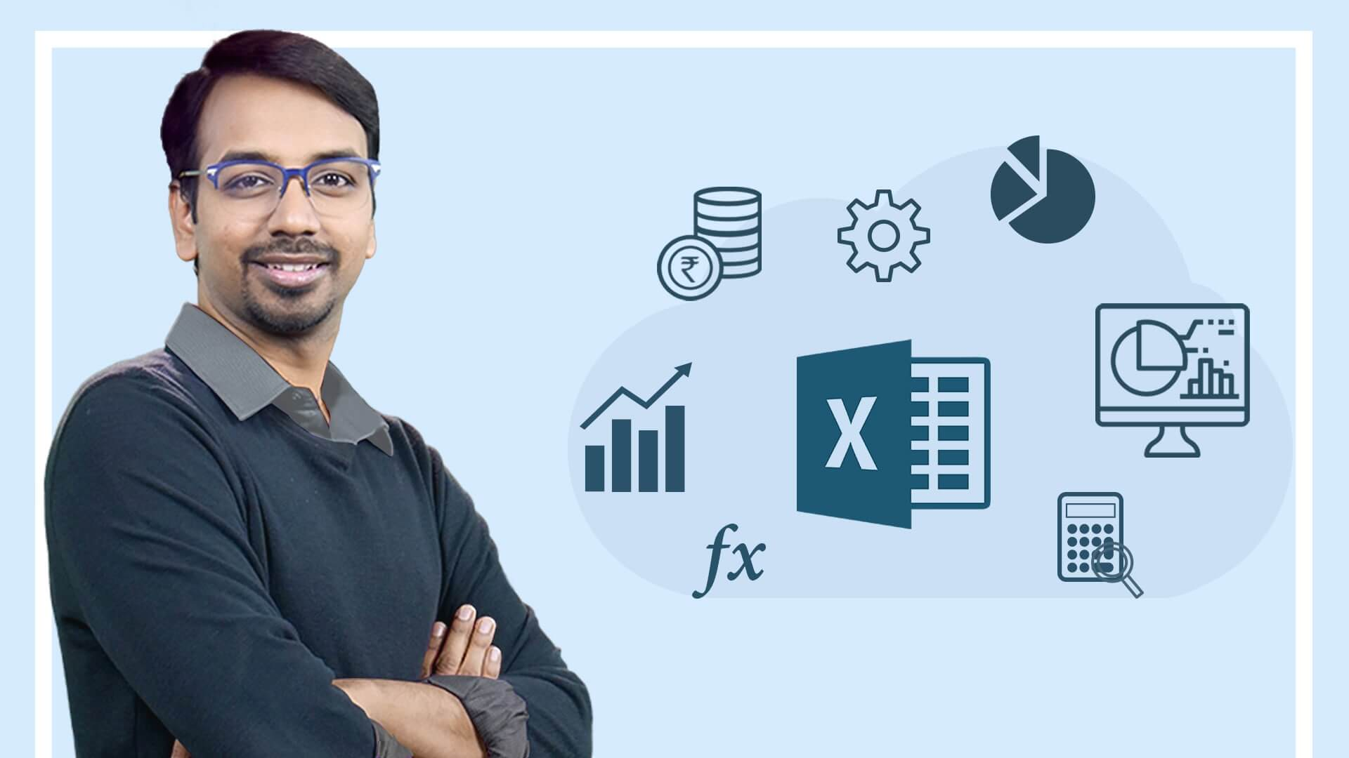 Microsoft Excel - Beginners & Working Professionals (with certification)