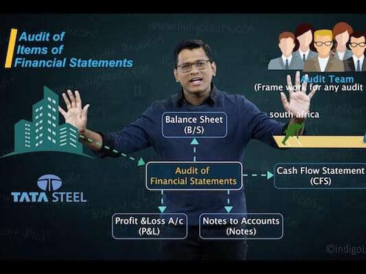 Audit of Financial Statements