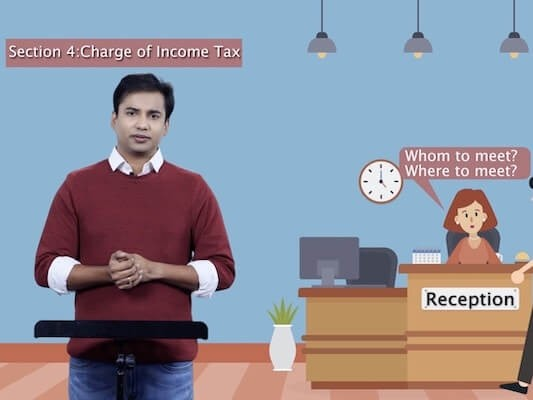 Basic Concepts, Residential Status & Scope of Total Income