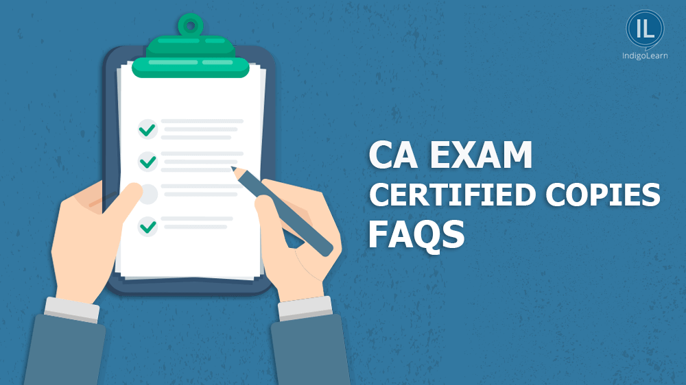 CA Exam | Certified Copies under RTI | FAQs