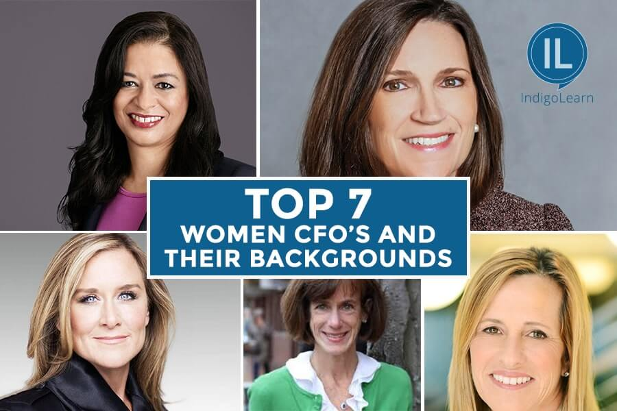 Top 7 Women CFOs and their backgrounds